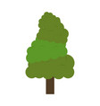 single tree icon image vector image vector image