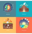 Education and science concept vector image vector image