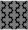 Celtic irish knots seamless pattern vector image vector image