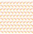 seamless abstract bright pink and orange pattern vector image vector image
