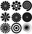 shape set vector image