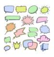 Bubbles blank speech bubbling messages