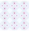 Colorful rhombus background vector image