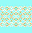 moroccan quatrefoil seamless pattern mosaic ogee vector image