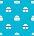 sailor hat seamless pattern for use as wrapping vector image vector image