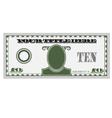 Ten bill money