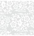 Vintage hand-drawn ethnic east floral vector image