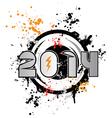 dub step 2014 vector image