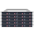 Server rackmount chassis vector image