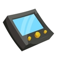 Speedometer for bike icon isometric style vector image vector image