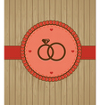 Vintage greeting card vector | Price: 1 Credit (USD $1)