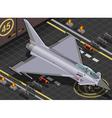 Eurofighter vector image vector image