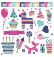 Party objects vector | Price: 3 Credits (USD $3)