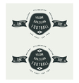 icons vintage style vector image vector image