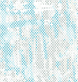 blue grunge seamless pattern vector image