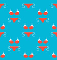 bikini seamless pattern for use as wrapping paper vector image