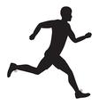 side runner vector image