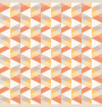 seamless abstract detailed geometric pattern vector image vector image
