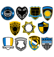 Badge collection vector | Price: 1 Credit (USD $1)