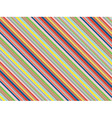 Colorful Striped Background2 vector image vector image