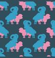 sheep sex pattern farm animal intercourse vector image vector image