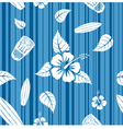 Aloha Seamless vector image