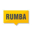 Rumba price tag