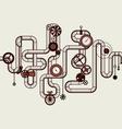 Steam Punk vector image