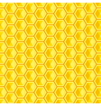 and illutration of honeycomb vector image