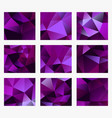 an abstract violet vector image