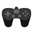 control game isolated icon vector image