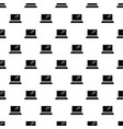 movie theater screen pattern seamless vector image