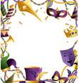 party element cartoon vector image vector image