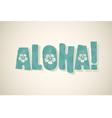 aloha word