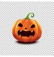 happy halloween halloween pumpkin vector image vector image