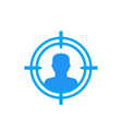 target audience potential client icon
