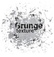 grunge texture background banner with copy space vector image