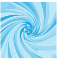 Light blue background with swirl vector image