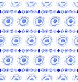 Seamless abstract watercolor pattern hand drawn vector image vector image