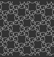 abstract seamless pattern with regularly vector image vector image