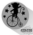 circus entertainment vector image vector image