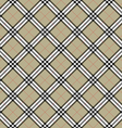 fabric texture in a square pattern seamless vector image vector image