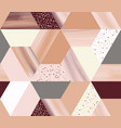 luxury geometry hexagonal abstract seamless vector image
