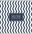 seamless vertical zigzag pattern - striped blue vector image