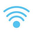 wifi signal icon image vector image vector image