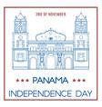 panama day vector image vector image
