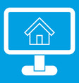layout of house icon white