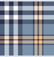 seamless tartan plaid pattern texture vector image vector image