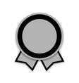 ribbon award flat vector image