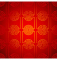 abstract chinese new year background design vector image vector image